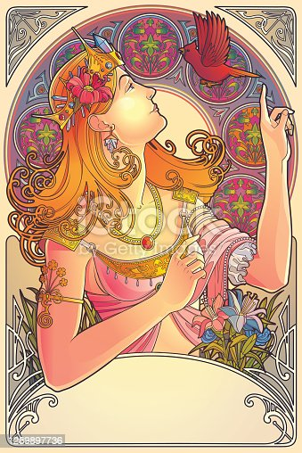 istock Art New Poster 1289897736