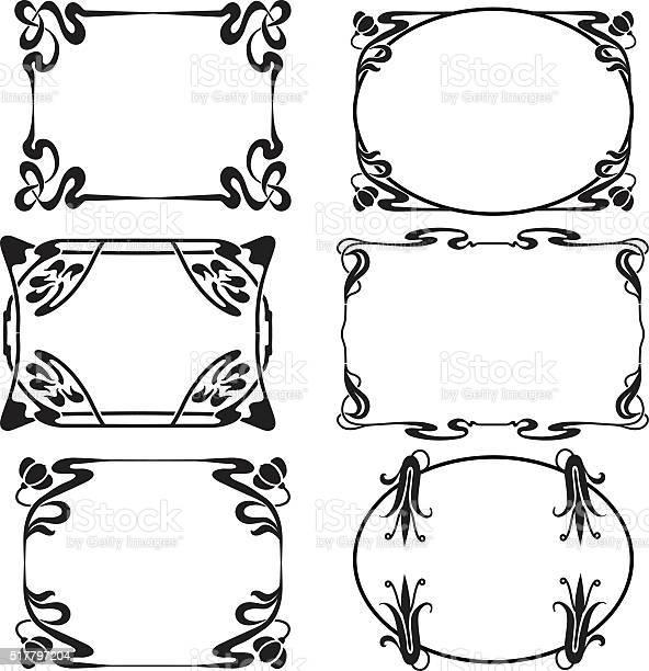 Art nouveau frames vector id517797204?b=1&k=6&m=517797204&s=612x612&h=df3et1dh ex twnoe owtqu7wzbolk44pq hhovlynq=