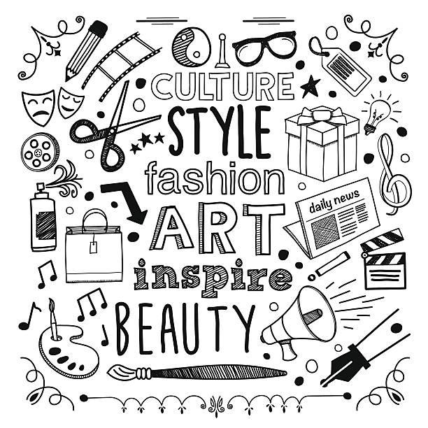 art - kulturen stock-grafiken, -clipart, -cartoons und -symbole