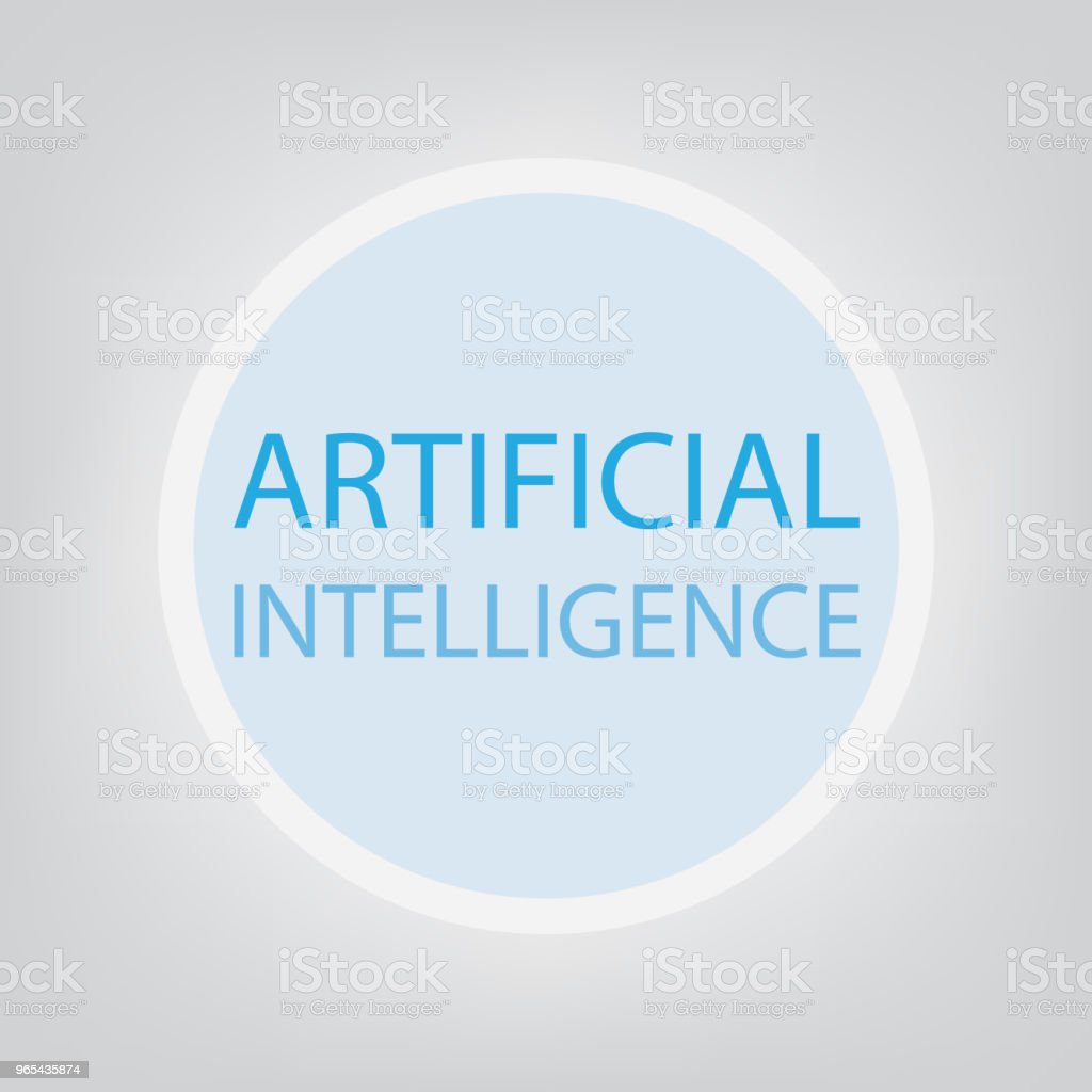 Artificial intelligence concept royalty-free artificial intelligence concept stock vector art & more images of artificial intelligence