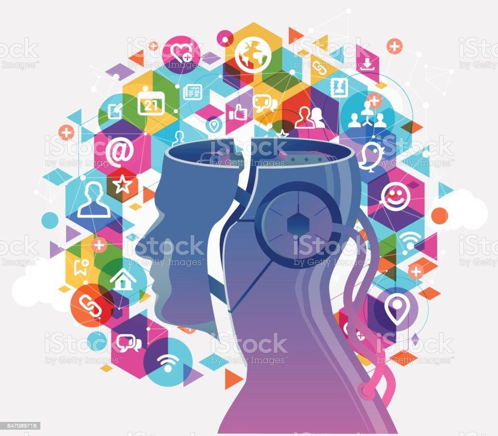 Artificial Intelligence socializing