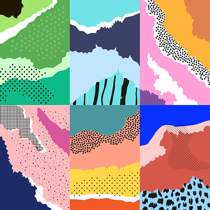 Artistic background.Modern graphic design