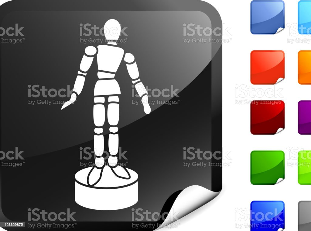 artist's mannequin internet royalty free vector art vector art illustration