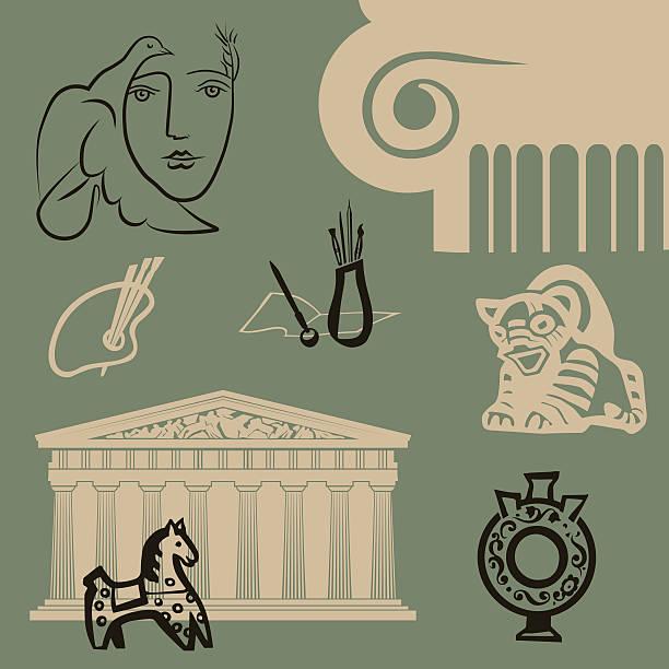 arts - gesims stock-grafiken, -clipart, -cartoons und -symbole
