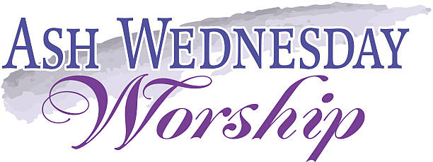 ash wednesday heading c - ash wednesday stock illustrations, clip art, cartoons, & icons