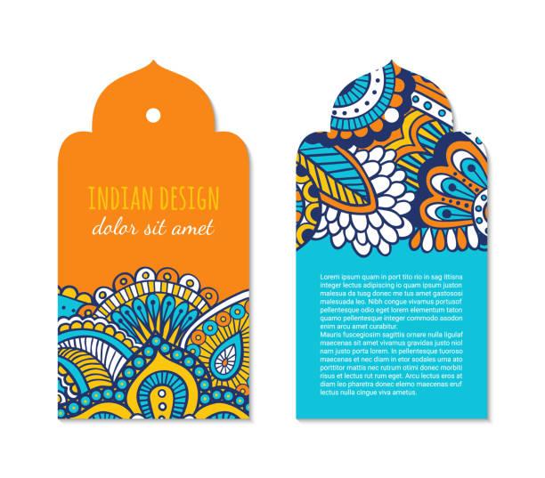 stockillustraties, clipart, cartoons en iconen met aziatische badges - indonesische cultuur