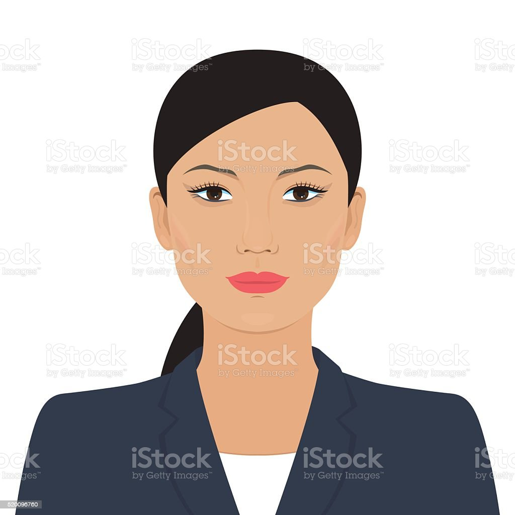 royalty free asia business woman clip art vector images rh istockphoto com clipart businesswoman free clipart businesswoman