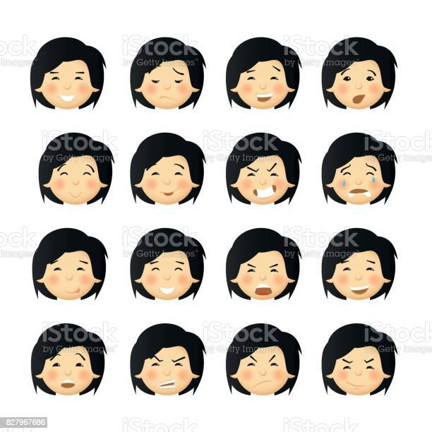 Asian men with rosy cheeks vector avatars and emoticons set vector id827967686?b=1&k=6&m=827967686&s=612x612&h=vrgayetawfne84me ifhyce4enbxf19n6snbdqd 3le=