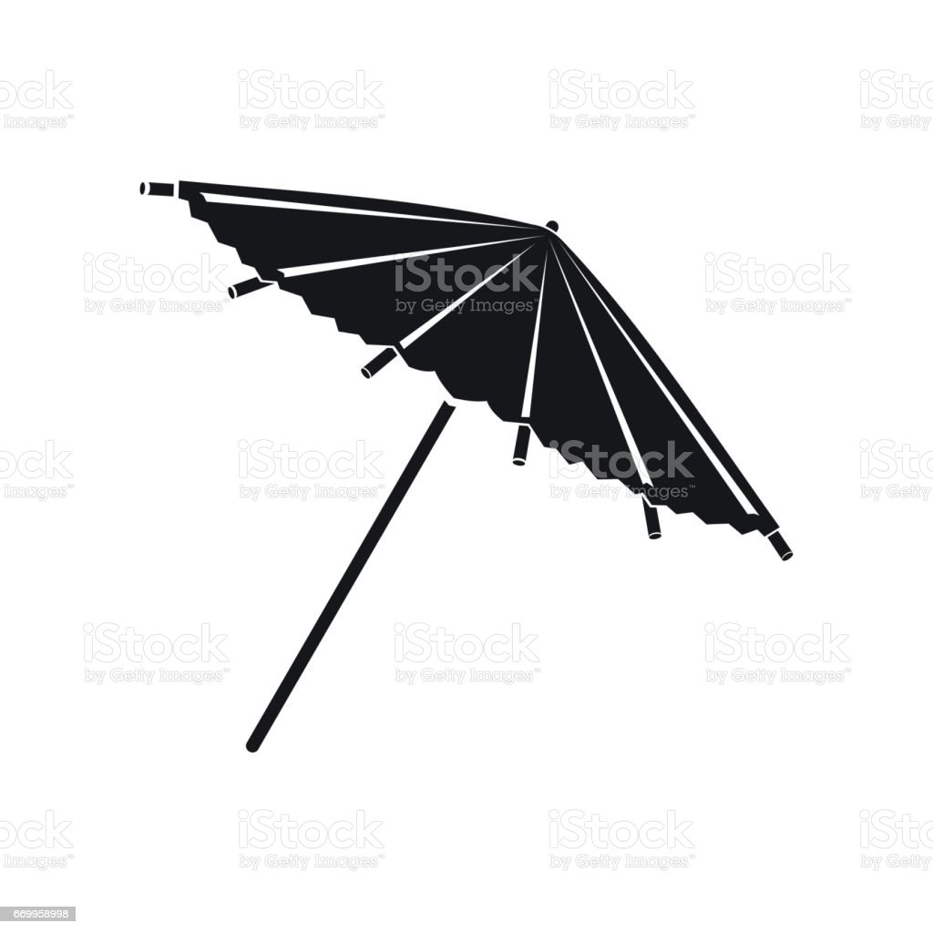 Asiatische Sonnenschirme , Sonnenschirm Vektorgrafiken Und Illustrationen Istock