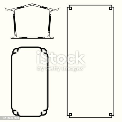 istock asian picture frames 151591709