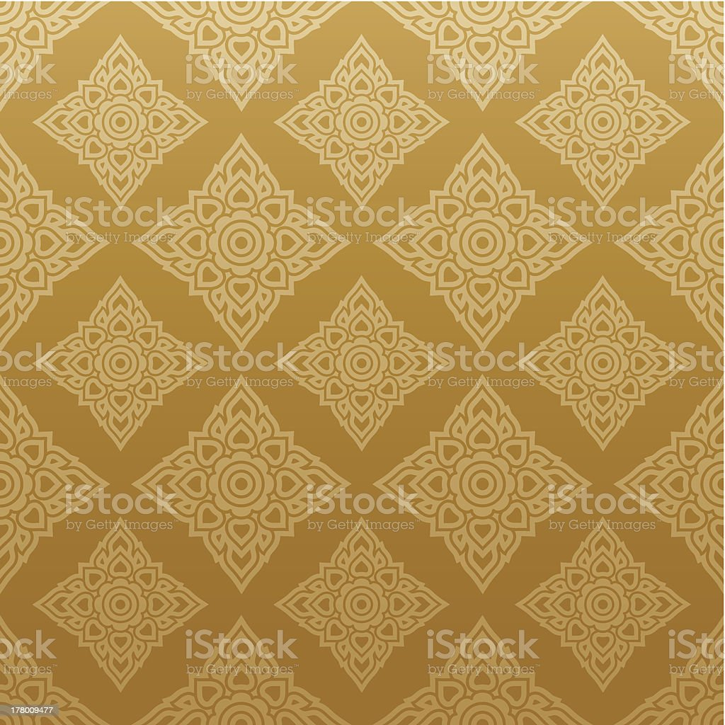 Asian  tradition art pattern. royalty-free stock vector art