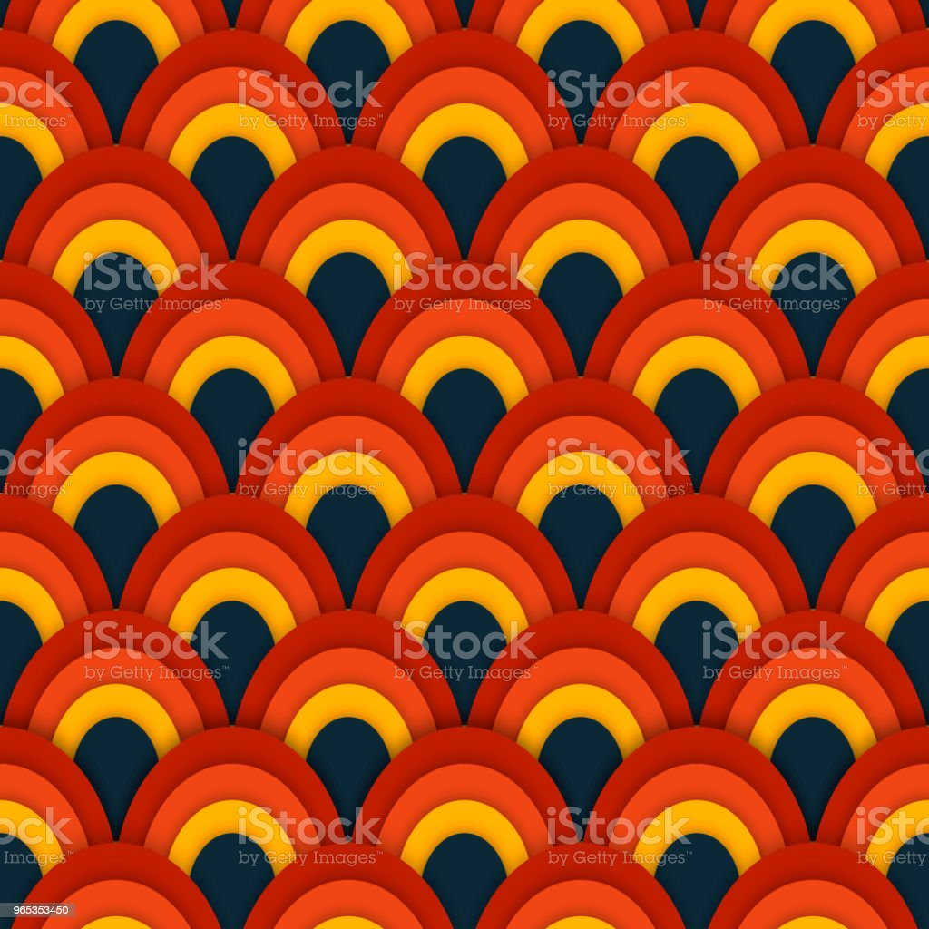 Asian vector seamless abstract pattern asian vector seamless abstract pattern - stockowe grafiki wektorowe i więcej obrazów abstrakcja royalty-free