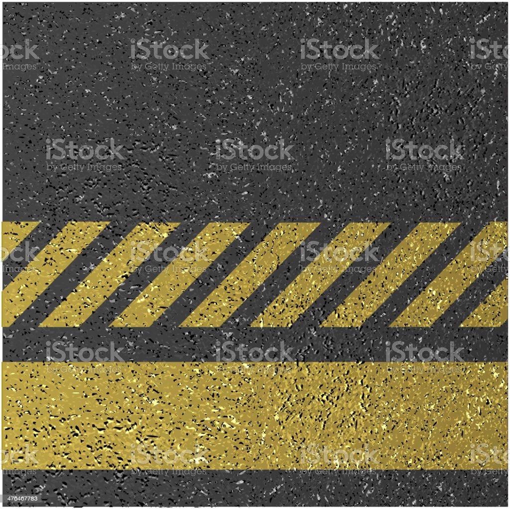 Asphalt Background royalty-free stock vector art