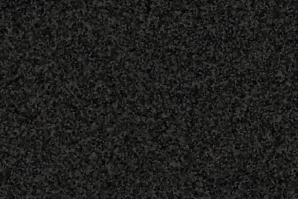 ilustrações de stock, clip art, desenhos animados e ícones de asphalt road texture vector seamless, irregular shape for design layout background. - driveway, no people