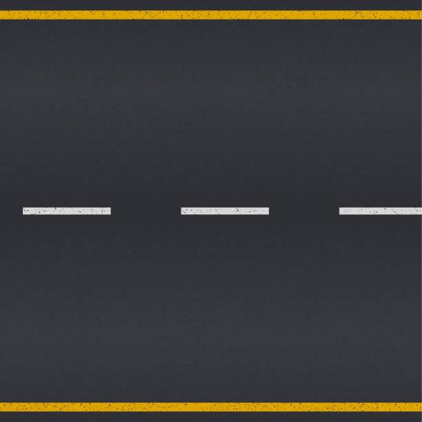 ilustrações de stock, clip art, desenhos animados e ícones de estrada de asfalto. - driveway, no people
