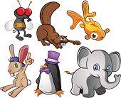 Assorted Creatures