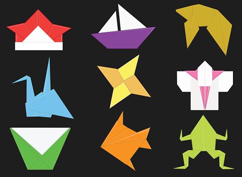 Assorted Origami