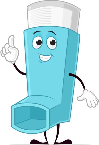 Asthma Cartoons and Comics - CartoonStock - Cartoon Humor ...