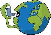 istock Asthmatic World 95424717
