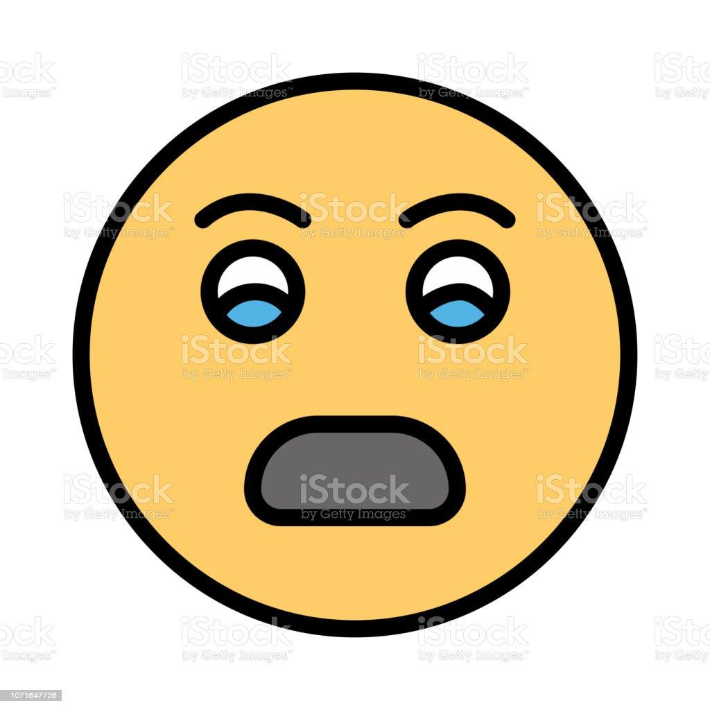 Emoticones Emoji Etonne Vecteurs Libres De Droits Et Plus D Images Vectorielles De Adulte Istock