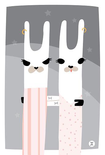 Astrology Llama Gemini