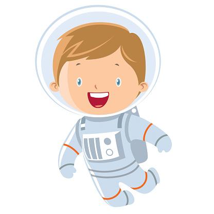 astronaut boy