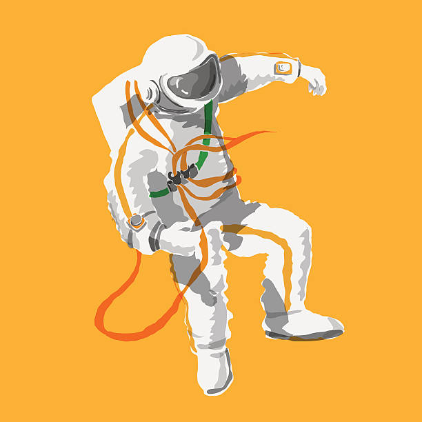 astronaut floating in space clipart - photo #22