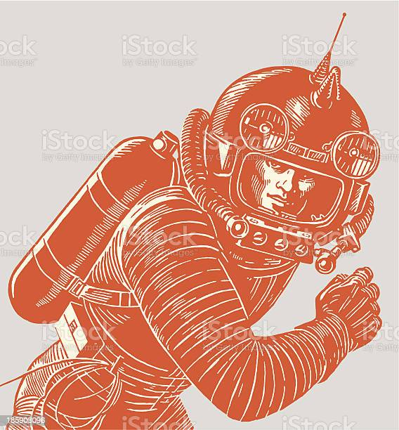 Astronaut wearing a spacesuit vector id185903096?b=1&k=6&m=185903096&s=612x612&h=ev8us5tmfqxkr ze35 q5x 6qiugrofztt 1fsskkru=