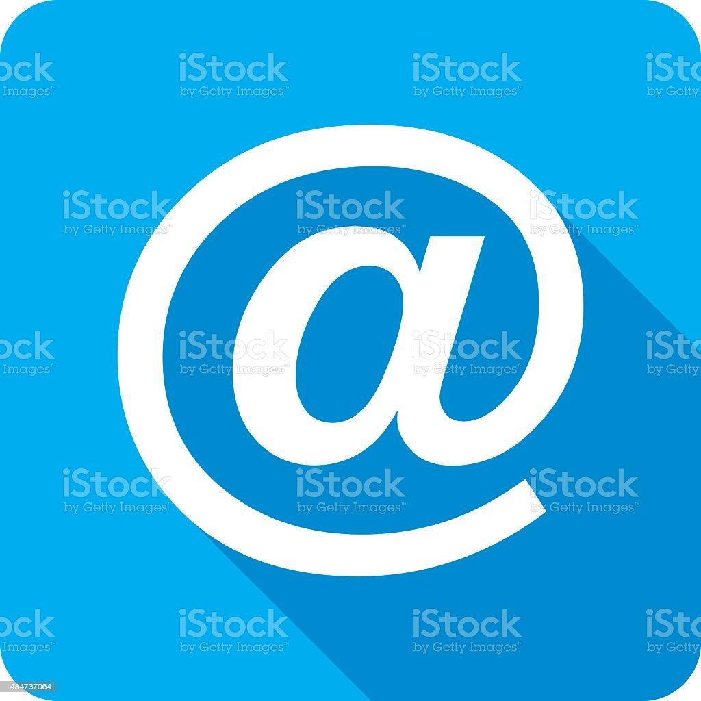 Signe icône de Silhouette - Illustration vectorielle