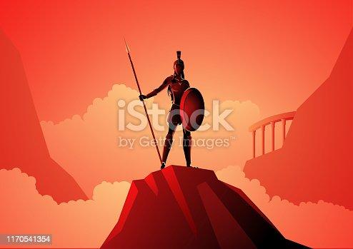 istock Athena The Goddess of Wisdom 1170541354