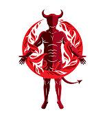 Theistic Satanism - Baphomet PNG – Stunning free transparent