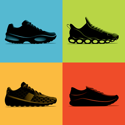 Athletic Shoes 01