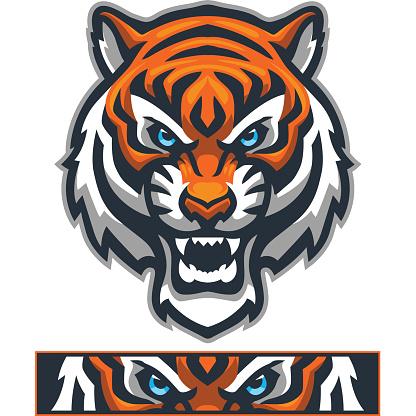Athletic Tiger mascot