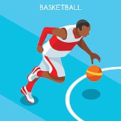 Athletics Basketball Summer Games Athlete Sporting Championship International Competition Isometric