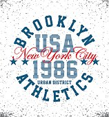 Athletics Brooklyn 1986