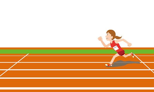Athletics female
