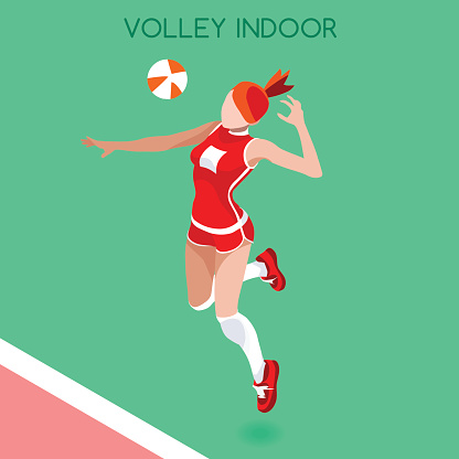 Athletics Volleyball Player Summer Games Athlete Sporting Championship International Competition