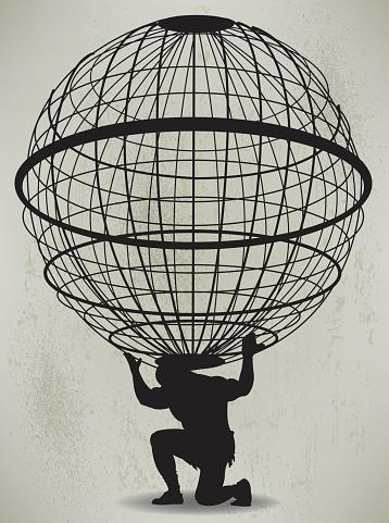 Atlas - Weight of World