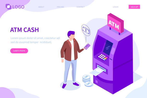 geldautomat - geldautomat stock-grafiken, -clipart, -cartoons und -symbole