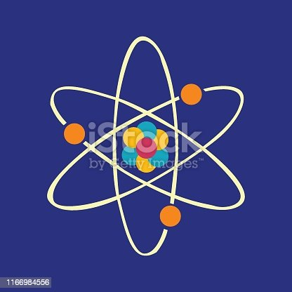 Atom, Biology, icon, Nuclear, Biotechnology