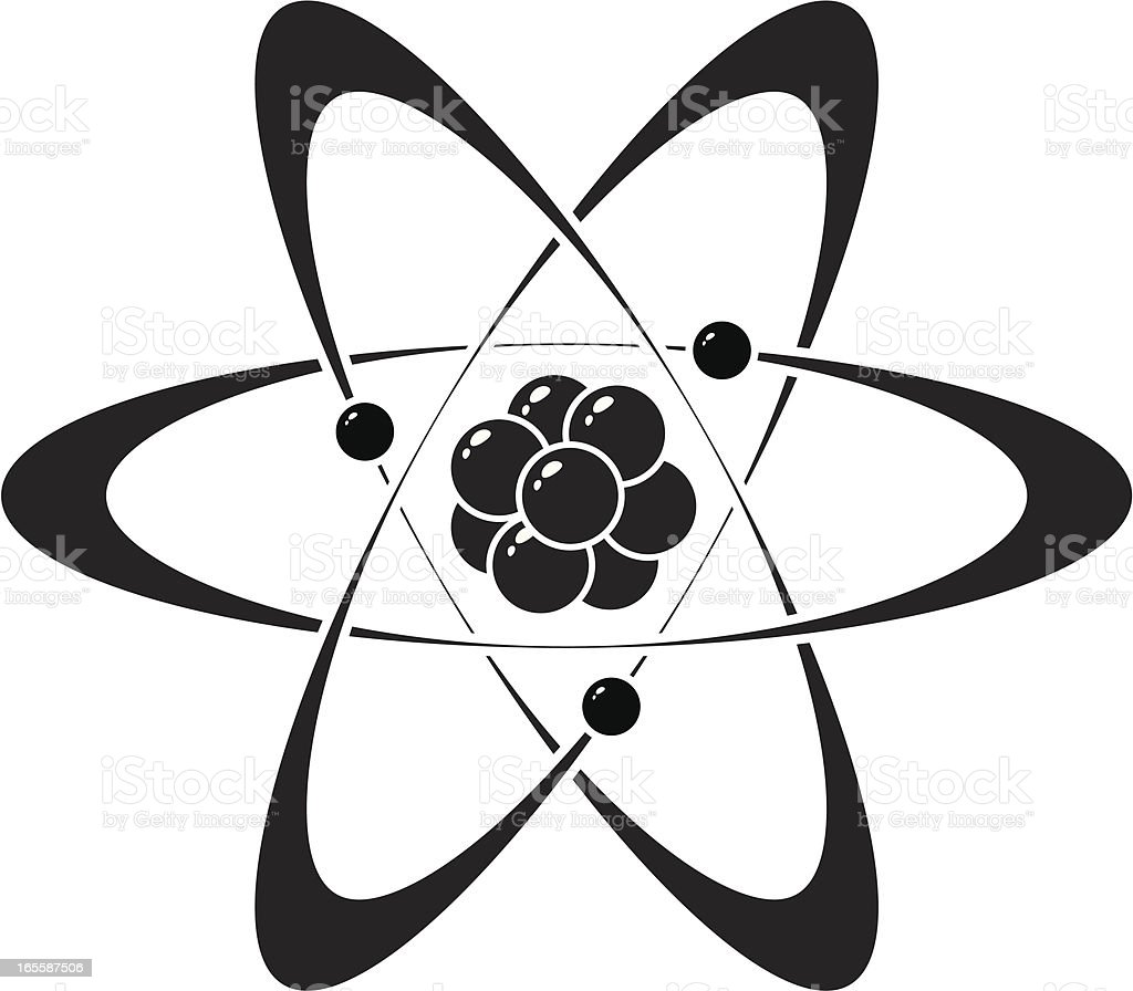 Atom royalty-free atom stock vector art & more images of atom