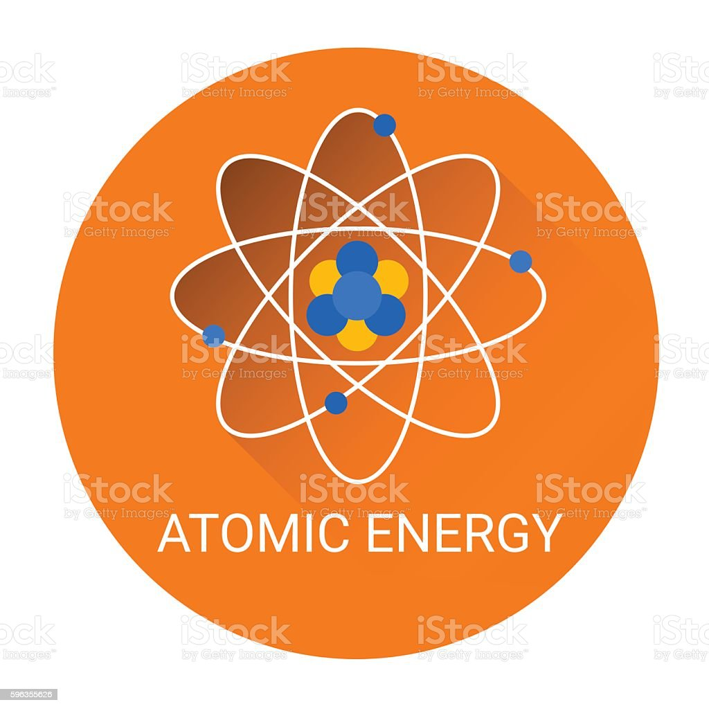 Atomic Energy Icon royalty-free atomic energy icon stock vector art & more images of abstract