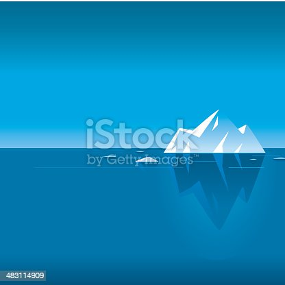 istock Attention all shipping! 483114909