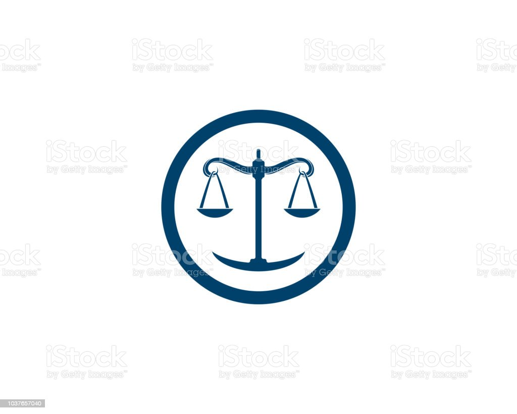 Attorney Logo Vector Stock Illustration - Download Image Now
