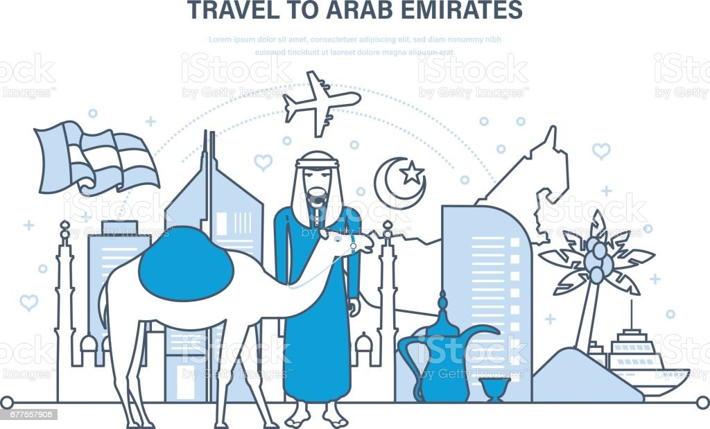 Attractions states, traditions, culture, food and beverages, entertainment, buildings, facilities royalty-free attractions states traditions culture food and beverages entertainment buildings facilities stock vector art & more images of abu dhabi