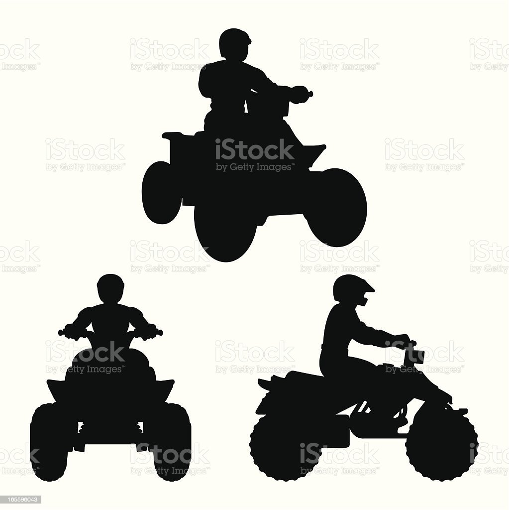 atv royalty-free atv stock vector art & more images of back lit