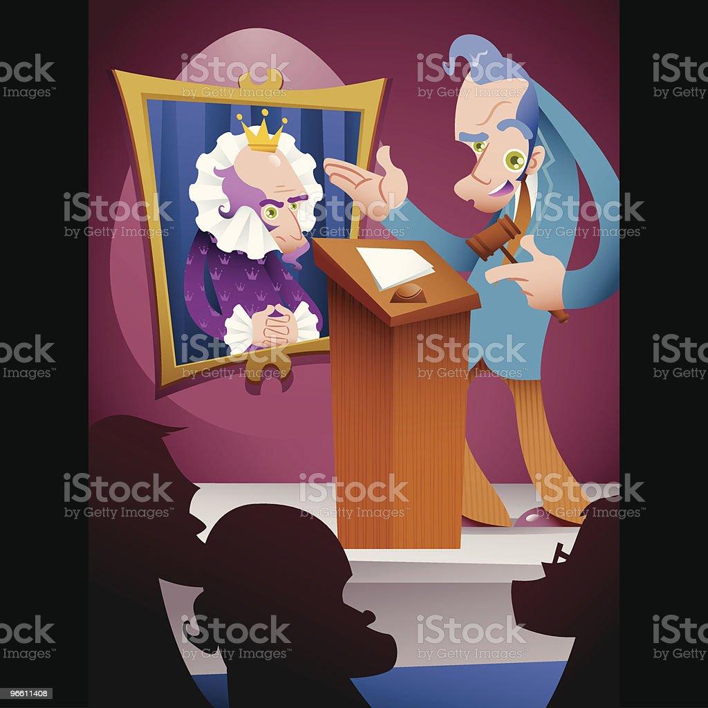 auction - Royaltyfri Auktion vektorgrafik