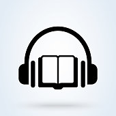 istock audio book icon vector modern design illustration 1195385921