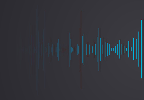 Audio Clip Abstract