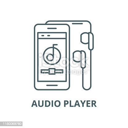 Free Music Player Mockup Clipart and Vector Graphics
